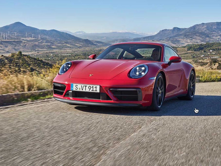 More distinctive and dynamic than ever: the new Porsche 911 GTS models