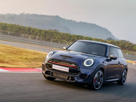 The MINI John Cooper Works GP Inspired Edition now in Singapore