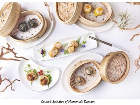 Cassia rings in the  Year of the Ox with Innovative lunar year delicacies