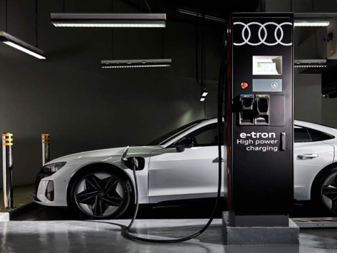 Audi launches two high-speed charging facilities for its electric vehicles in Singapore