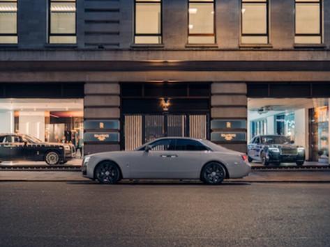 The Rolls-Royce brand is evolving