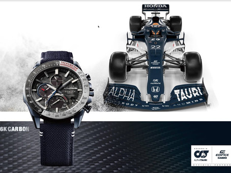 New Casio Timepieces for March 2021!