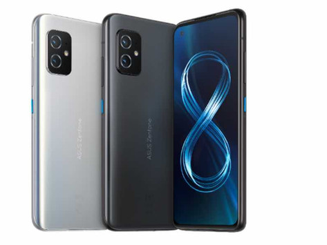 ASUS Announces the All-New Zenfone 8 in Singapore