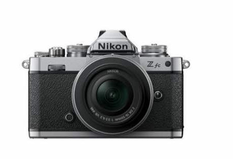 Capture your iconic moments with the  Nikon Z fc