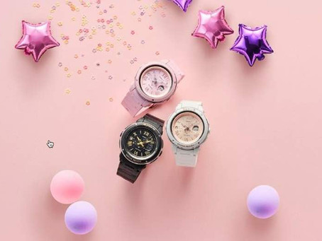 CASIO INTRODUCES NEW BABY-G MODELS FOR AUTUMN/WINTER  2020 COLLECTION
