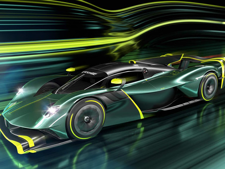Martin Valykrie Amr Pro: The ultimate no rules Hypercar