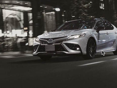 Launch of the new  Toyota Camry Hybrid in Singapore:A breakthrough drive like no other