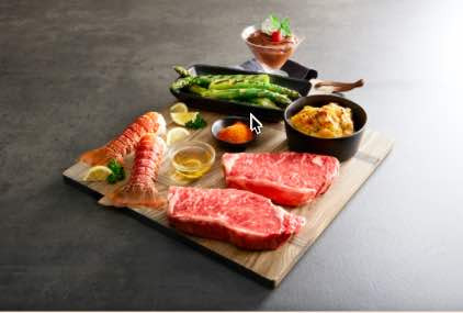 Morton's  steak kits and butchery cuts  are back by popular demand