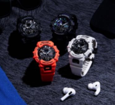 G-SHOCK Announces New Designs of G-LIDE and G-SQUAD