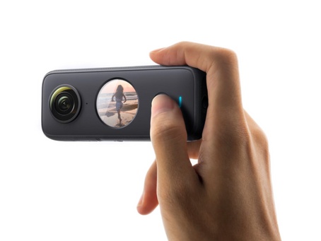 Insta 360 ONE X2, it has arrived in Singapore!