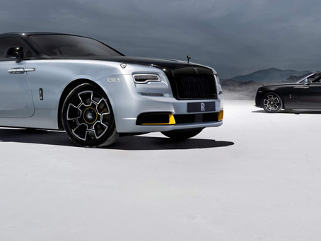 Rolls-Royce Landspeed Collection: Celebrating a pion spirit and fearless human endeavour