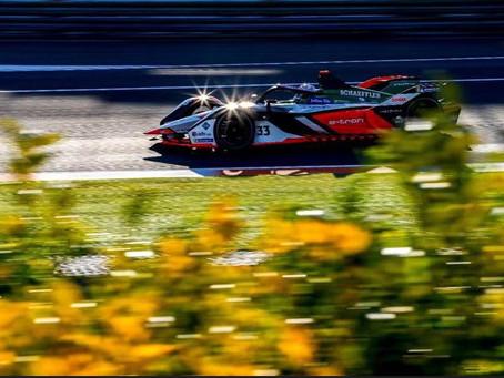 Audi starts the first Formula E World Championship season with big goals