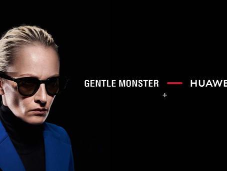 Huawei announces HUAWEI × GENTLE MONSTER Eyewear II: Leading the way in smart audio fashion