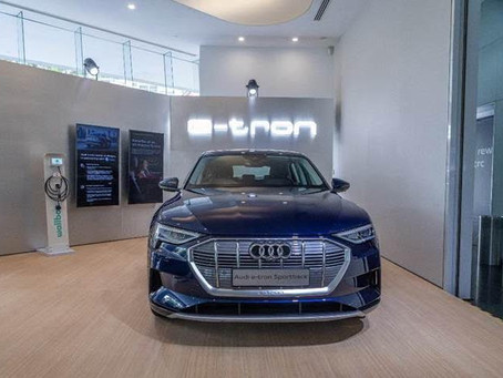 Experience a new era of electric, now in Singapore