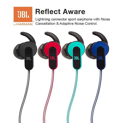 JBL Reflect Aware NC Earphone