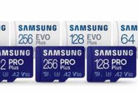Samsung Introduces Fast and Durable PRO Plus and Enhanced EVO Plus microSD Cards for Day-to-Day User