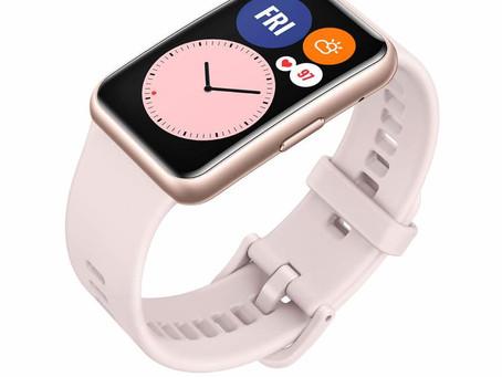 Huawei Launches Everyday Smartwatch HUAWEI WATCH FIT