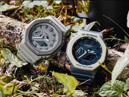 """CASIO unveils earth-toned """"CasiOak"""" and new N.Hoolywood collab model"""