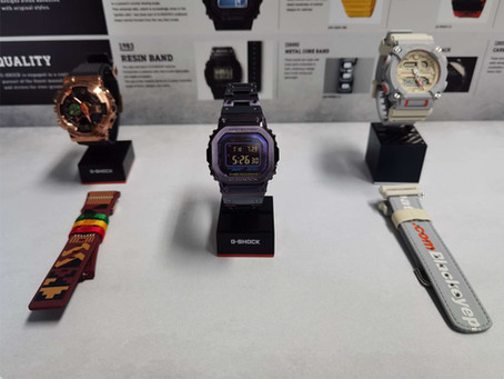 Casio's Summer 2021 Media Product Review