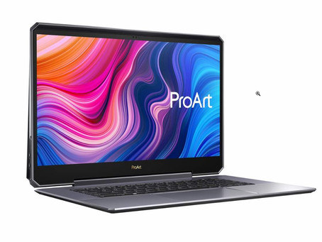 ASUS Announces the Availability of the All-new ProArt StudioBook Series Workstations in Singapore