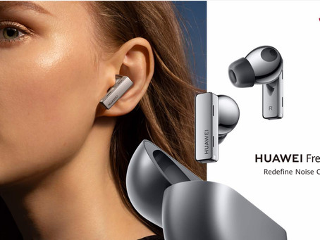 Huawei Announces HUAWEI FreeBuds Pro's New High-Quality Audio Recording Feature Alongside the Latest