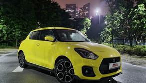 Suzuki Swift Sports 1.4 Turbocharged Mild Hybrid
