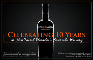 Celebrating 10 Years with Awesome Limited Release Wines!