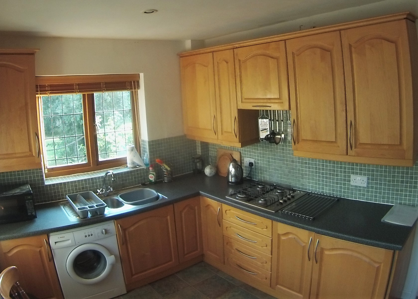 KItchen Self contained accommodation
