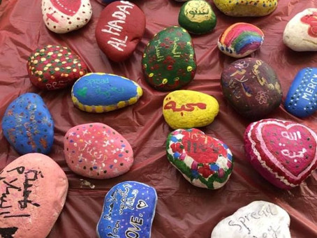 Kindness Rocks with Nancy Bartosz!