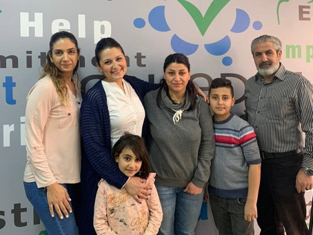 Success Story: Al Hadaf Family Resettled in Australia