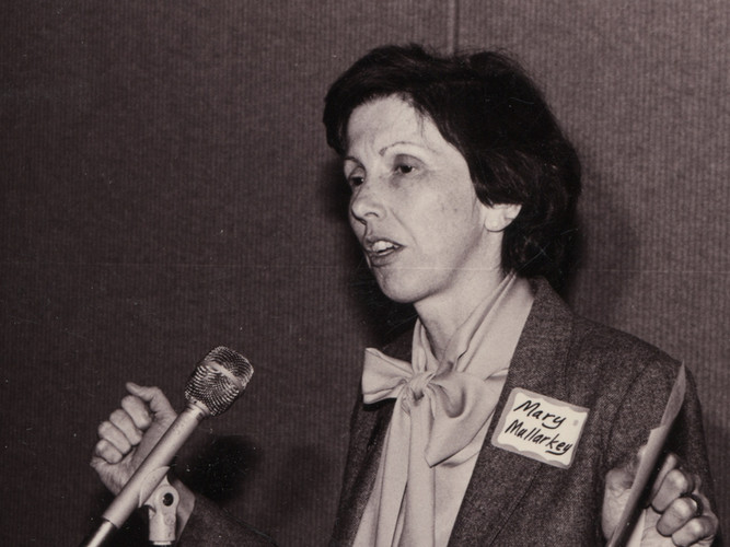 The Honorable Mary Mullarkey