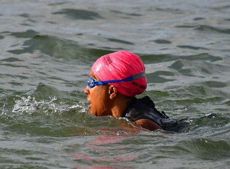 Outside the Law: Catherine Smith and Triathlons