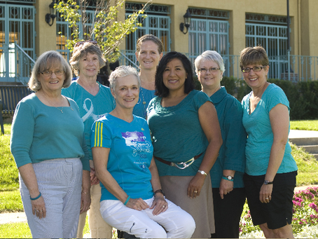 Outside the Law: Mary Phillips and Surviving Ovarian Cancer
