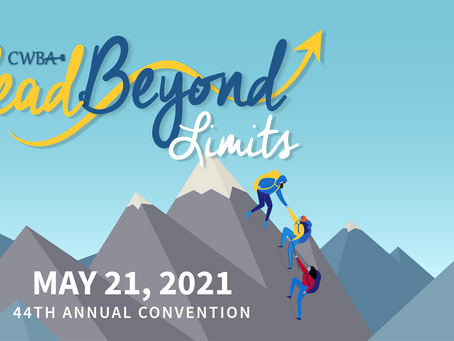 Top Ten Reasons to Attend The CWBA Convention on May 21st