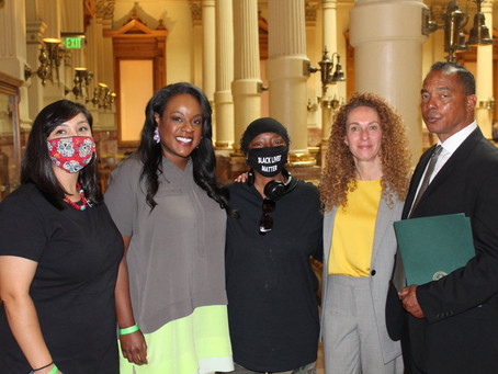 The Law Enforcement Integrity Bill, SB-217: A Response to Brutality, Racism, Lack of Accountability
