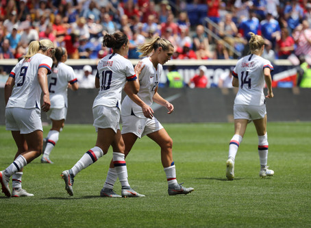 Under Pressure: U.S. Women's National Team Brings Worldwide Attention to Gender-Based Pay Inequality