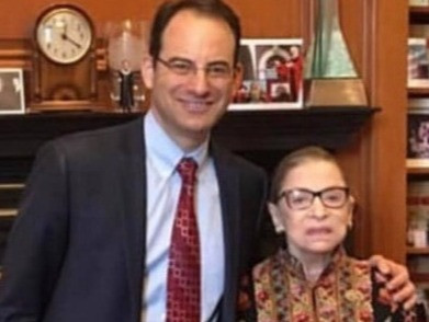 Celebrating Justice Ruth Bader Ginsburg