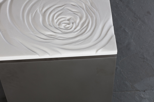 White Marble Tabletop A