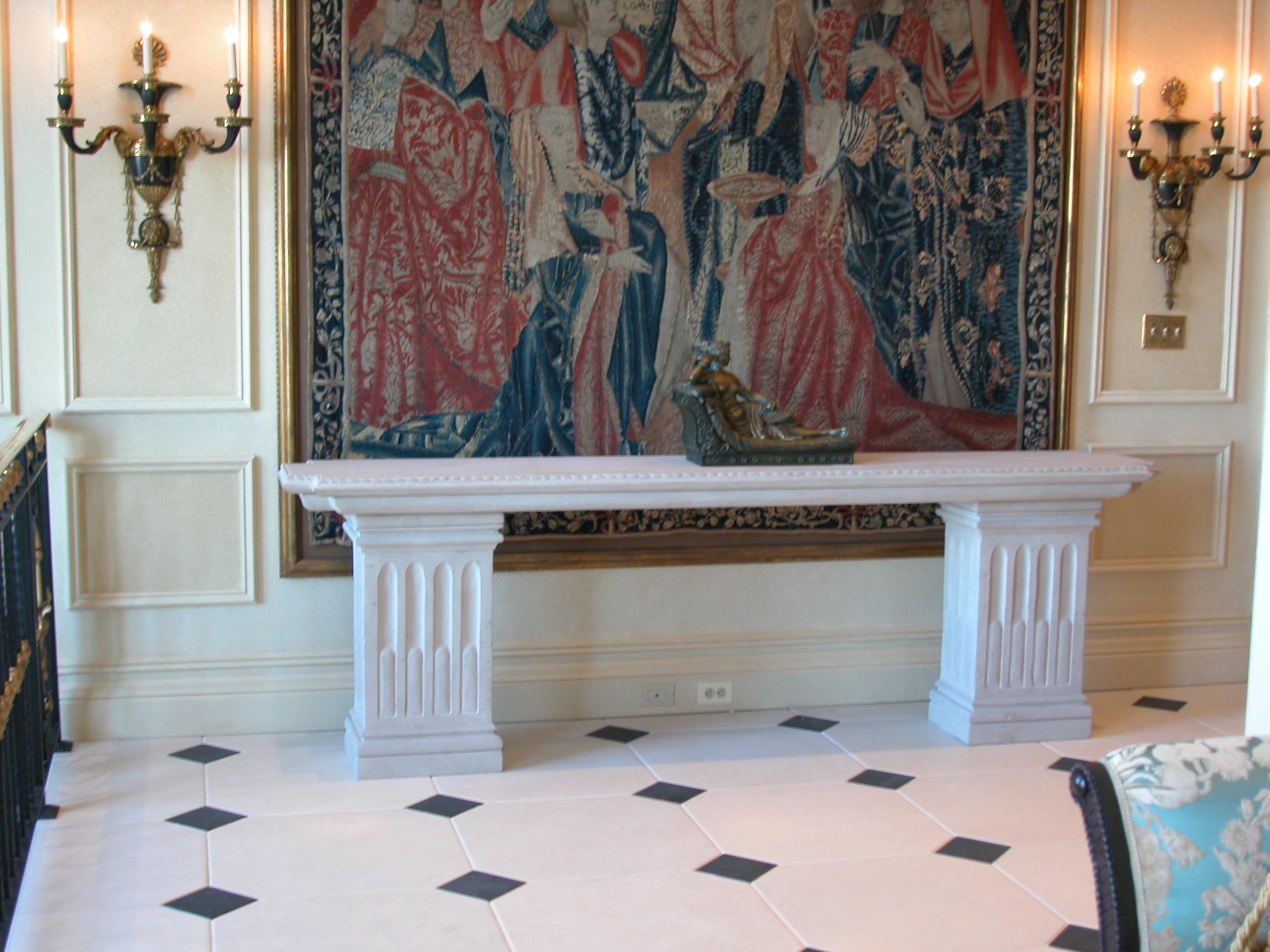 Limestone Classic Table