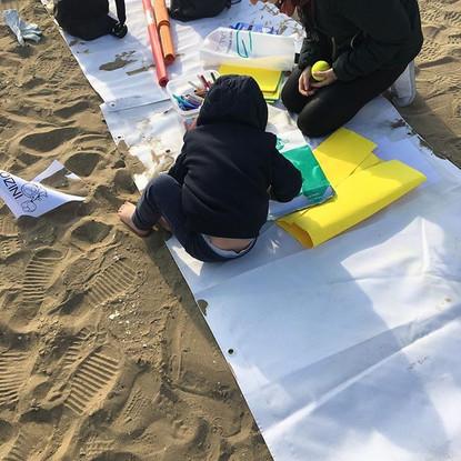Facciamo spiaggia pulita