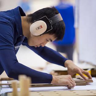 第44回(2017年度)技能五輪国際大会にてスタッフの下條恭平が敢闘賞を受賞しました!