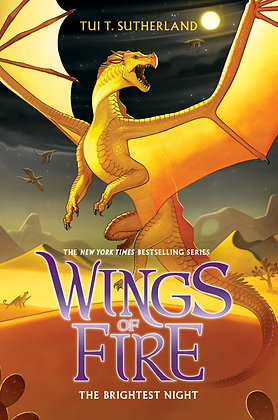 Wings of Fire Book Five- The Brightest Night