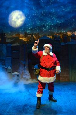 Raymond Briggs Father Christmas theatre show