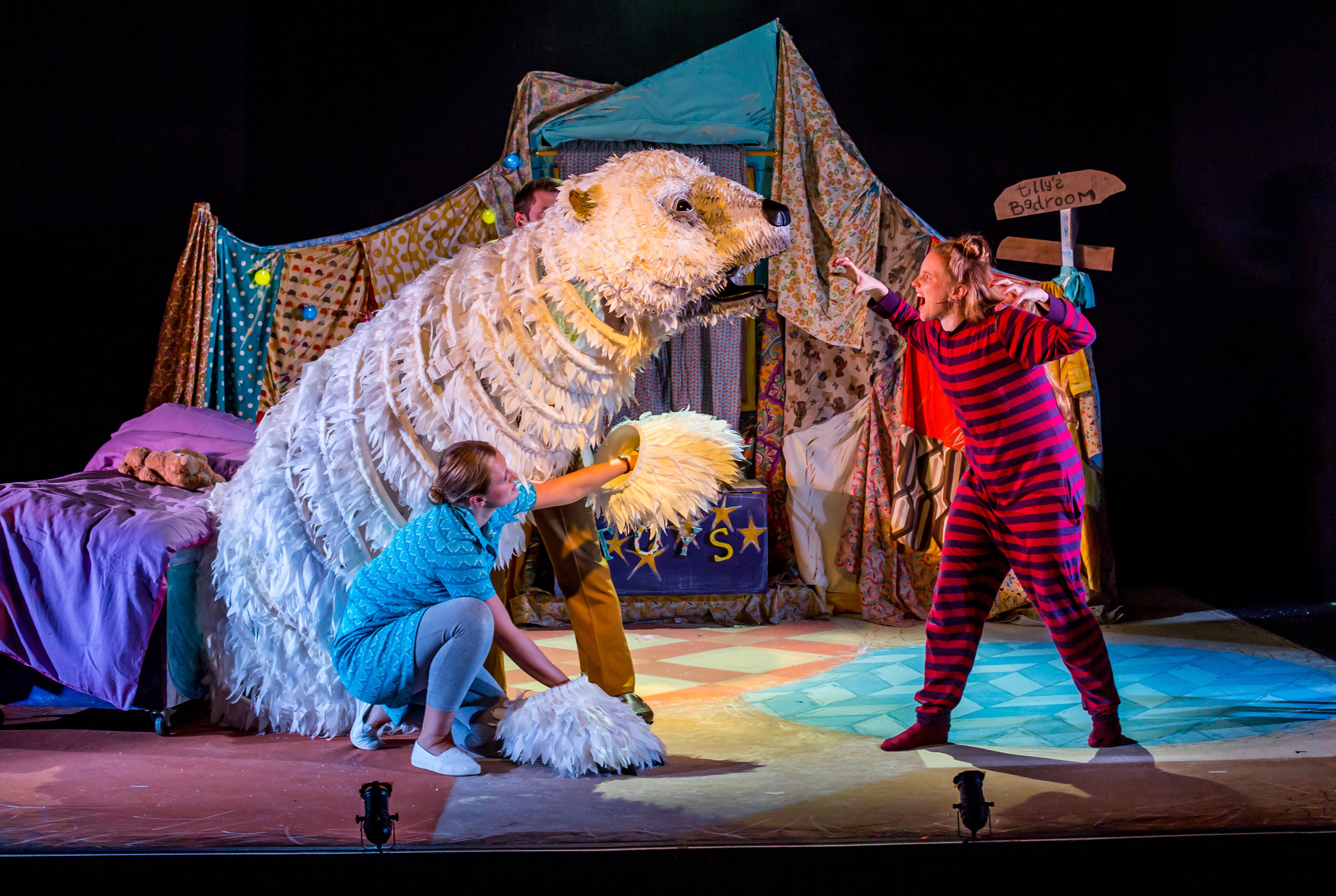 Raymond Brigg's The Bear
