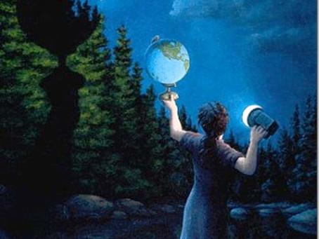 Prelude - Oriah Mountain Dreamer