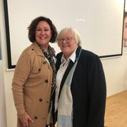Head Chemist - Marianne Schwarberg- what an honor