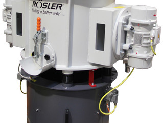 NEW VIBRATORY FINISHING SYSTEM TREATS THE INTERNAL CHANNELS OF COMPONENTS