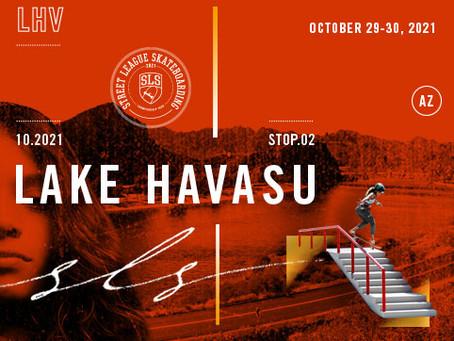 TOUR UPDATE...STOP 02: LAKE HAVASU!
