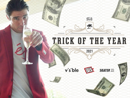 2021 TRICK OF THE YEAR