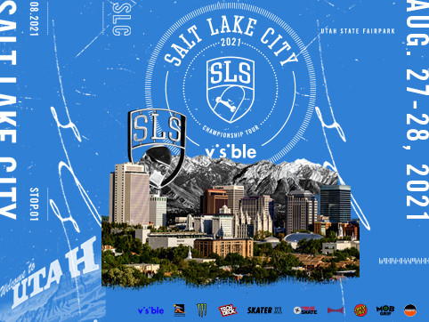 PREVIEW | 2021 SLS Championship Tour: Salt Lake City presented by Visible